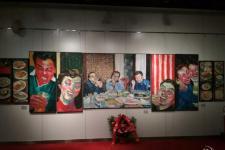 杨俊芳:朴素的辽阔——观2018大同大学美术学院油画展有感
