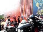2017大同重机国际摩托车滚雷巡游节激情启幕