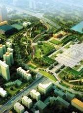 实拍古都大同城市中心--永泰门广场建设情况