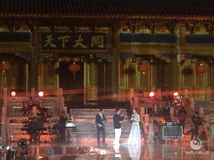 第四届成龙国际动作电影周开幕式现场