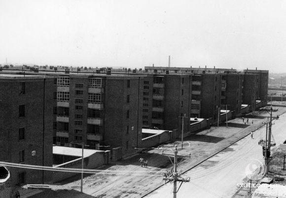 1982年竣工的新开里住宅小区,现在还在