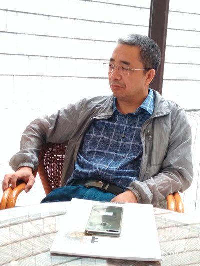 魏晋南北朝史学会副会长尚永琪先生