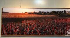 我市摄影家田相臣的《大同夯土长城》入选2018平遥国际摄影展