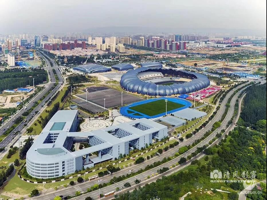 大同市体育运动学校 国庆节后正式投入使用