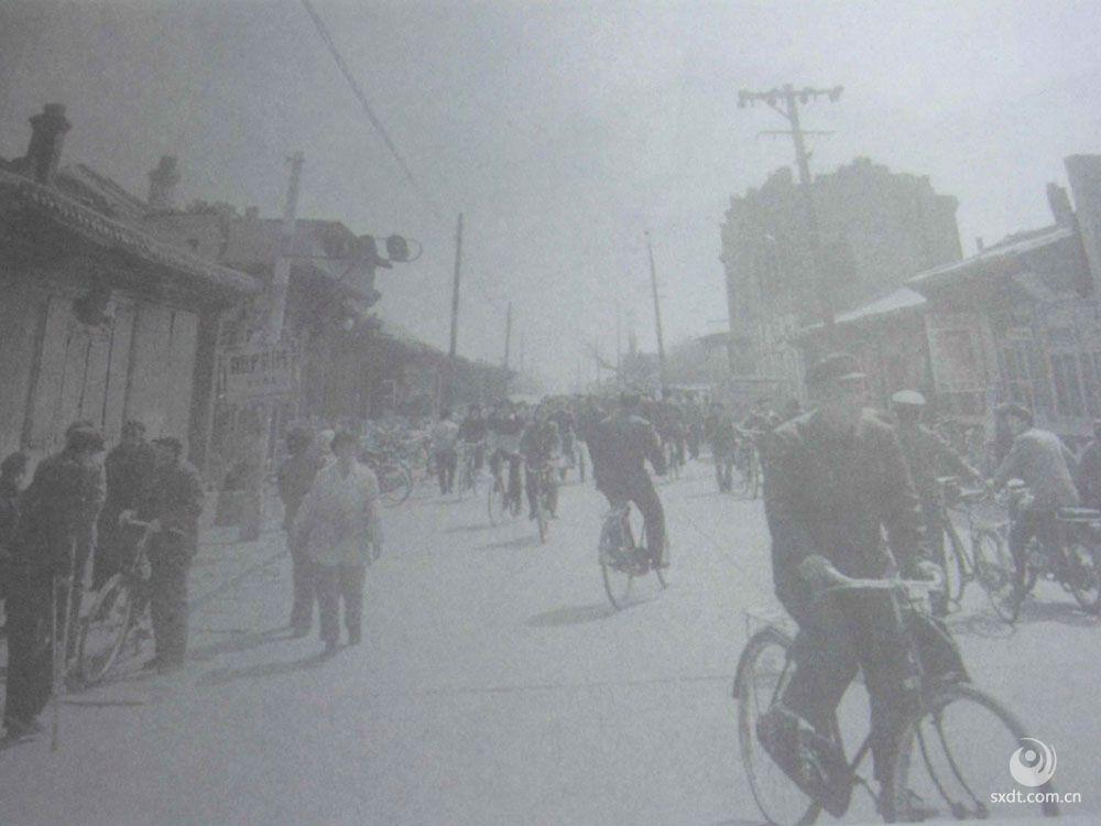 上世纪70年代大东街