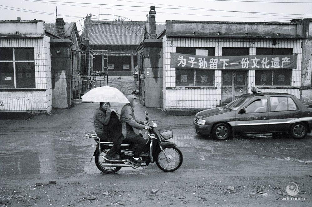 2007年大同古楼东街关帝庙  姚建军摄