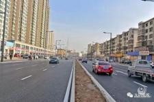 大同市大庆路正式通车!道路西起庆新路,东至云中路,全长2.6公里,总投资0.76亿