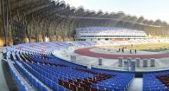 大同市体育中心本月底竣工,体育中心+游泳池+训练馆!又多了个休闲好去处