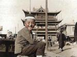 老照片:1942年过年期间的山西大同