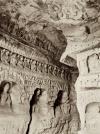 【云冈石窟洞窟】大同有着两千多年的历史,曾为北魏时期的首都。历史上,大同还曾经做过陪都。大同位置处于(晋、冀、蒙)三省交界之地,为山西的屏障、门户;因其地理位置的重要,大同也就有了绵延千年的战争史。