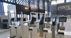 大同南站将试行电子客票,只需身份证就可办理进站及乘车~