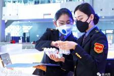 大同南站:多举措强化返程复工疫情防控