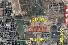 G208燕庄公铁立交桥封路改建 公交59路改线绕行