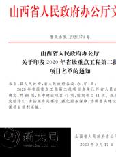 三医院急诊楼 寺村棚改 阳高机场...大同多项目入选第2批省重点